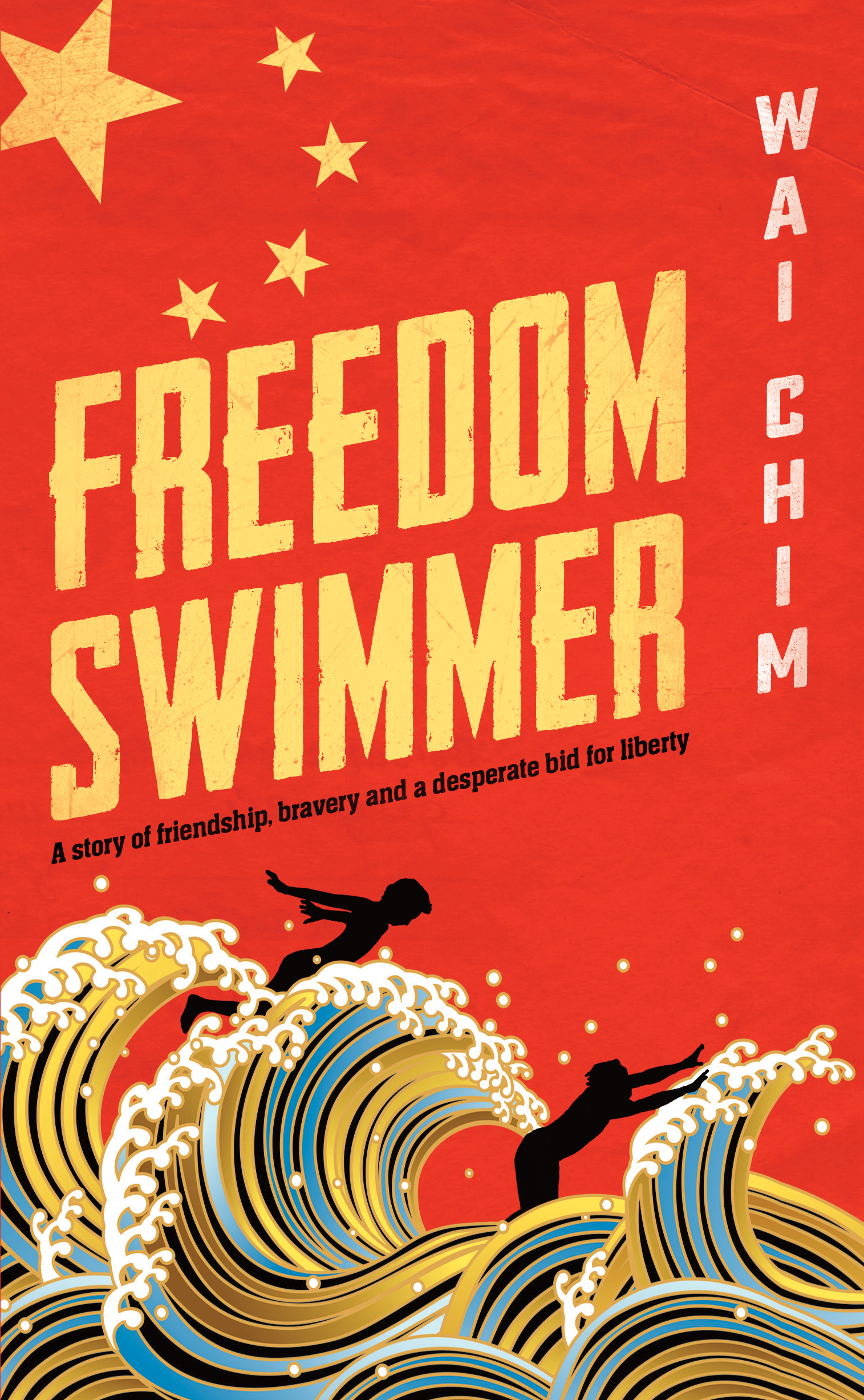 The Freedom Swimmerby Wai Chim