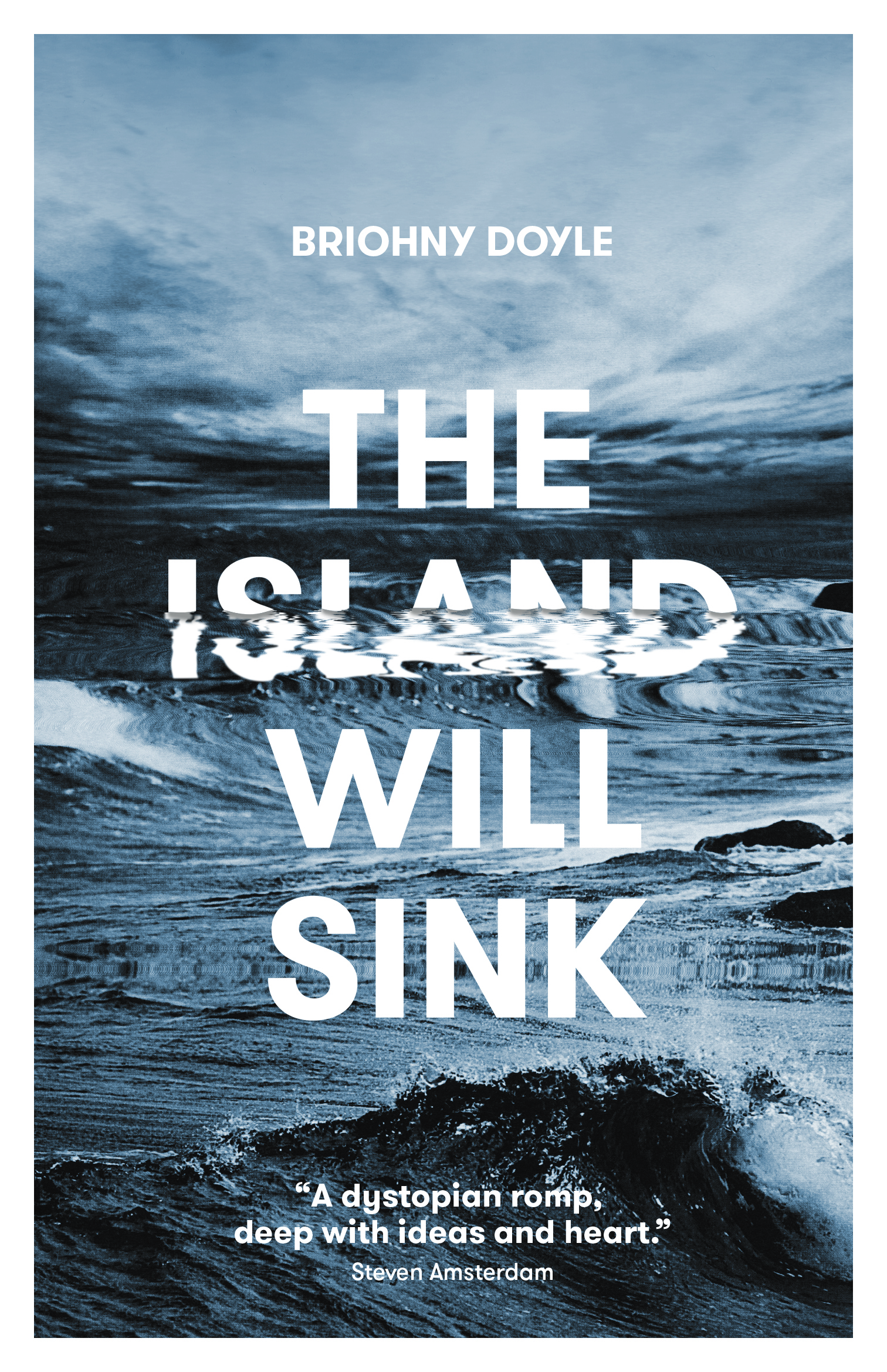 The Island Will Sink - front cover
