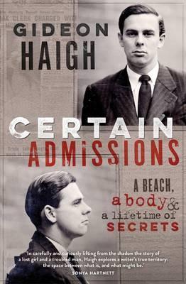 certain admissions