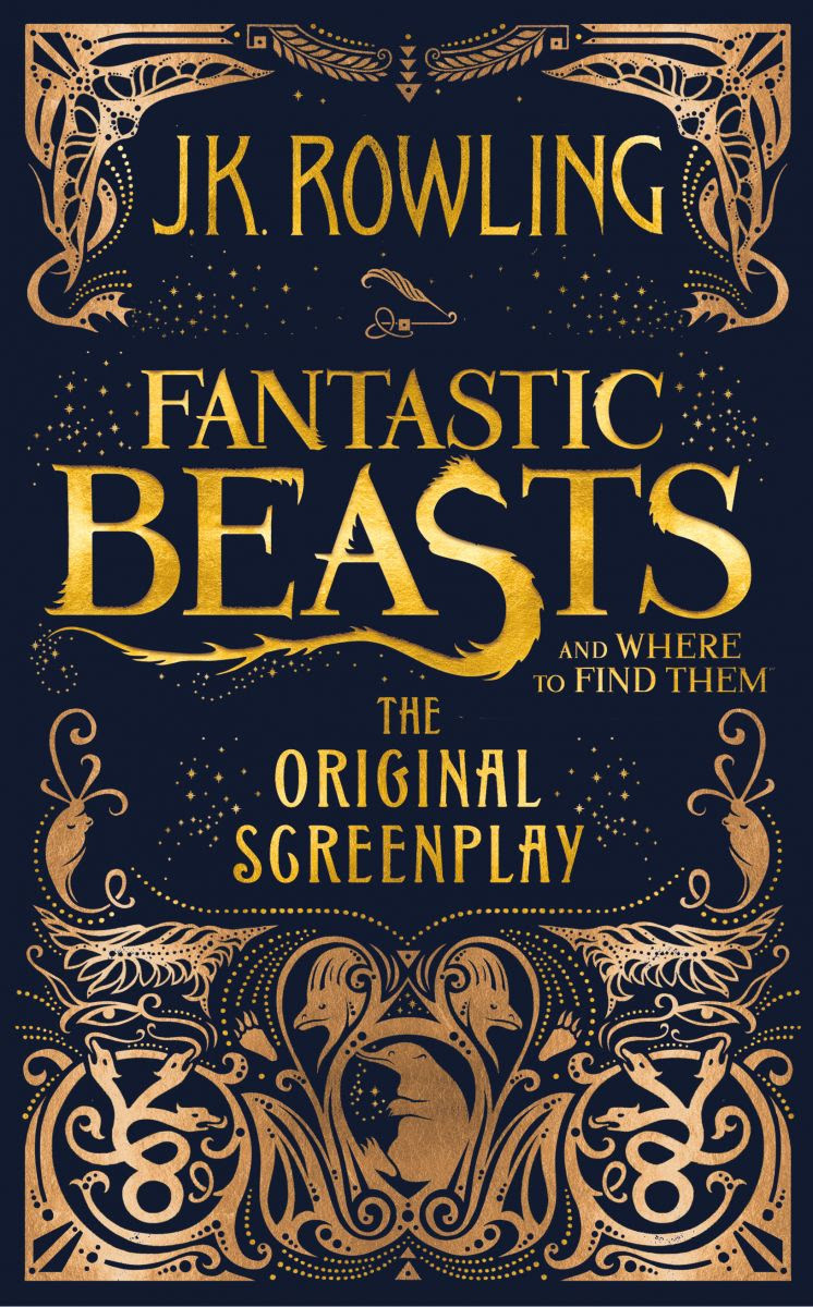 Fantastic Beasts and Where to Find Them: The Original Screenplayby J. K. Rowling