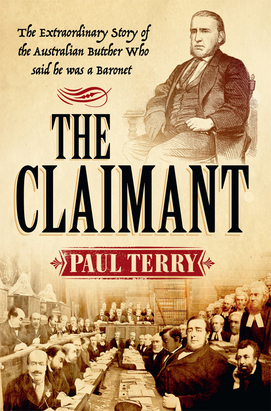 The Claimantby Paul Terry