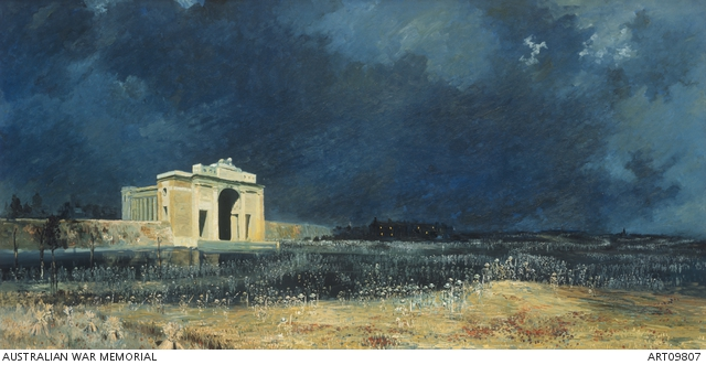 Menin Gate at Midnight