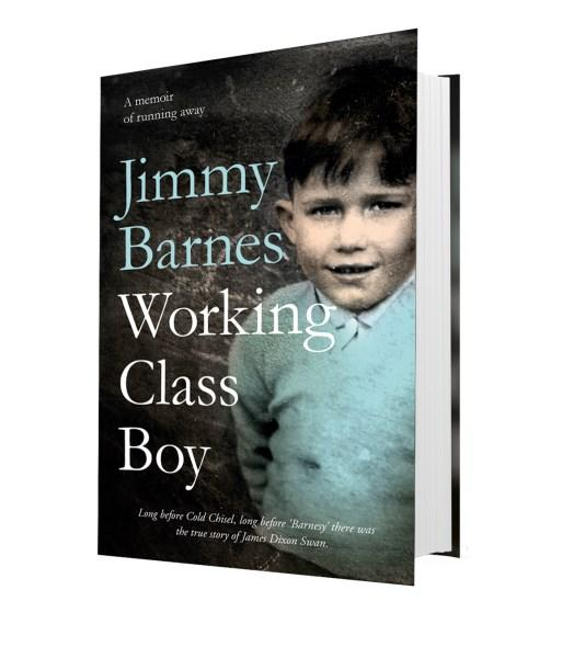 Working Class Boyby Jimmy Barnes