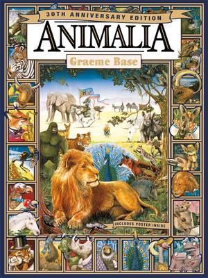 Animaliaby Graeme Base