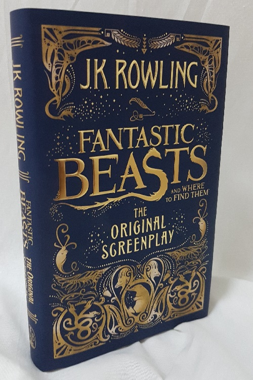 Fantastic Beasts and Where to Find Themby J.K. Rowling