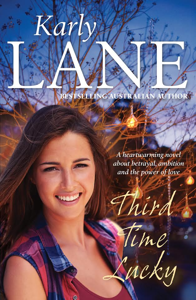 Third Time Luckyby Karly Lane