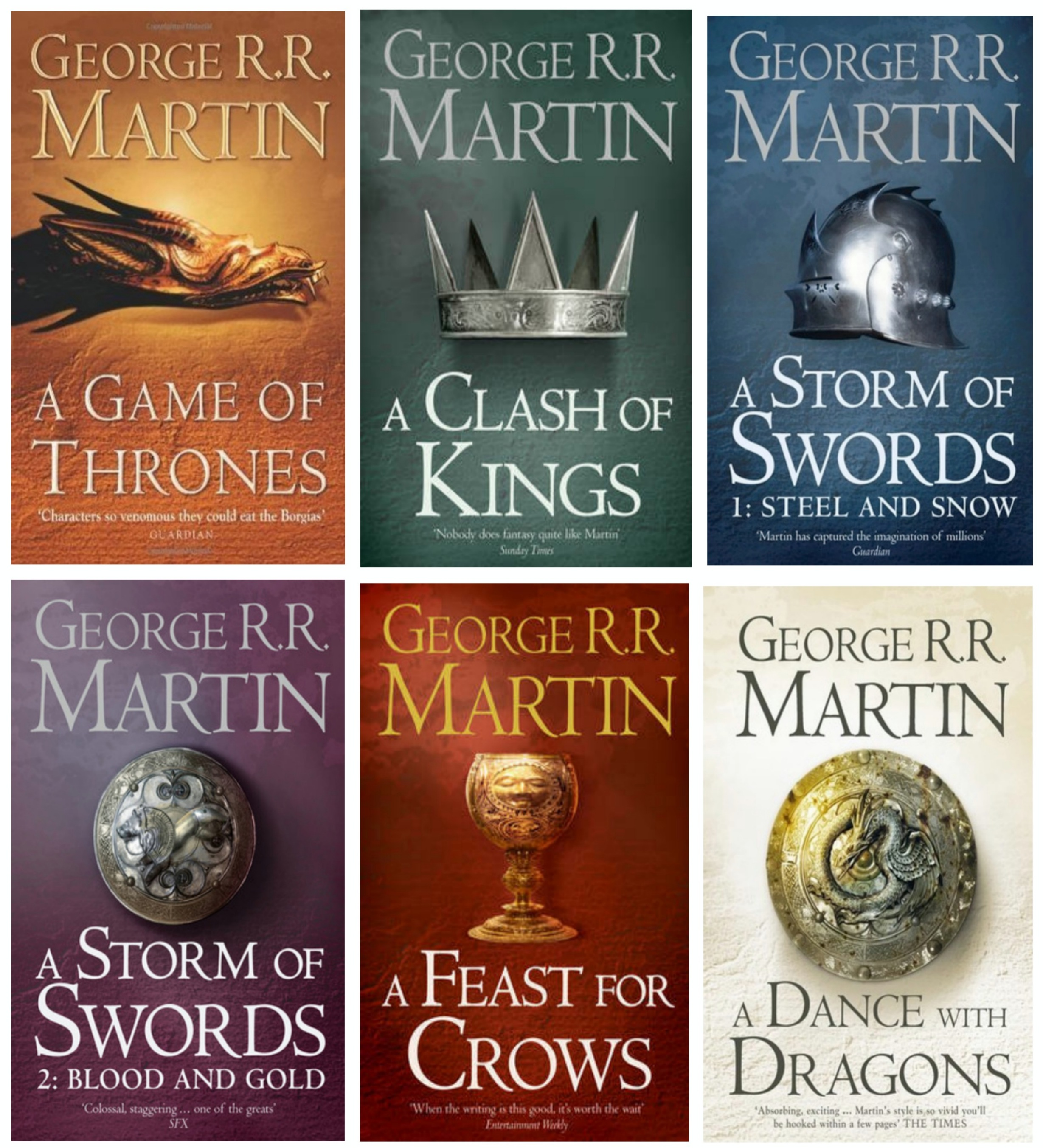 Book Cover Series Order ~ The next instalment in george r martin s a song of ice