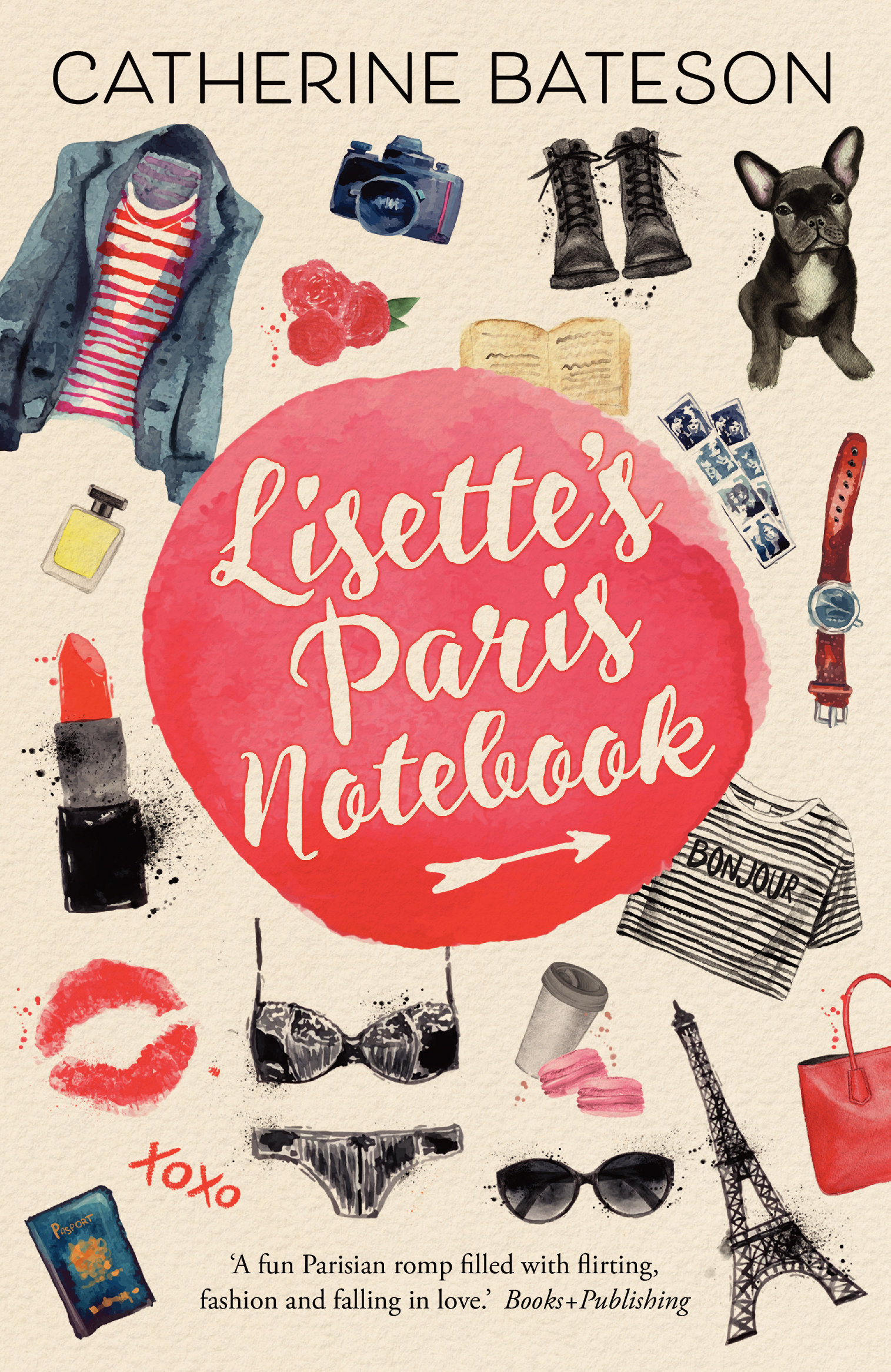 Lisette's Paris Notebookby Catherine Bateson