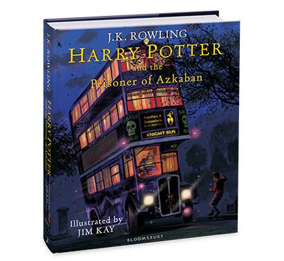 Harry Potter and the Prisoner of Azkaban Illustrated Editionby J. K. Rowling, Jim Kay (Illustrator)