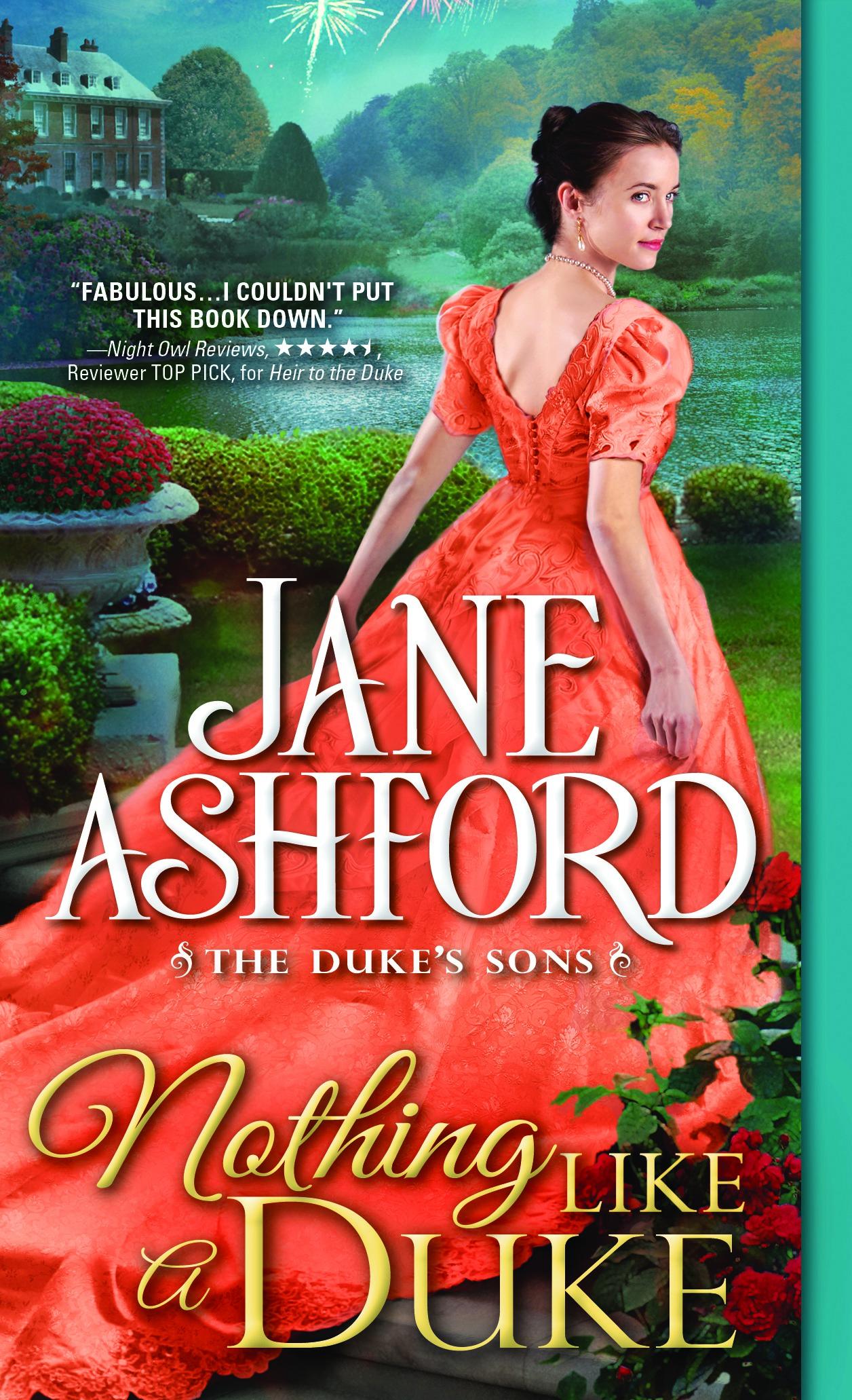 Nothing Like a Dukeby Jane Ashford