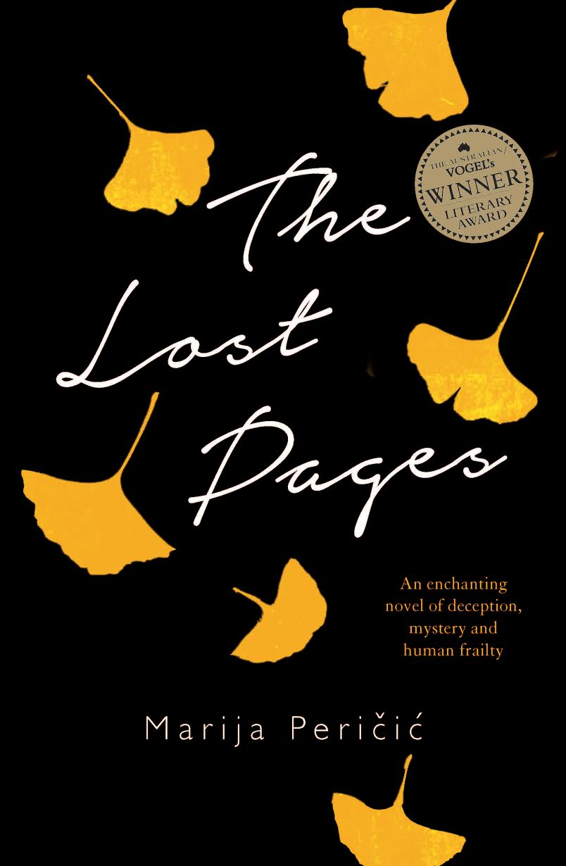 The Lost Pagesby Marija Pericic