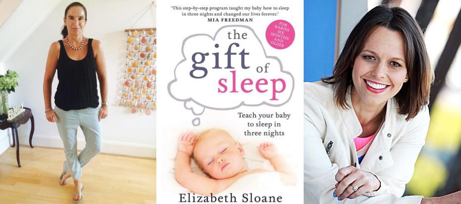 Elizabeth Sloabe, The Gift of Sleep