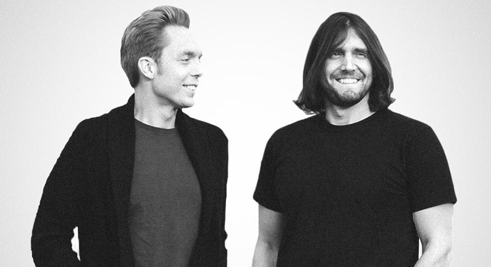Joshua (left) and Ryan (right).