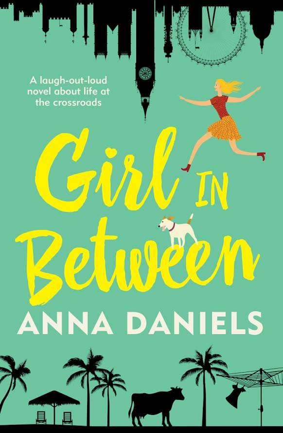 Girl in Betweenby Anna Daniels