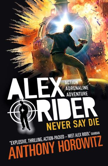 Never Say Dieby Anthony Horowitz