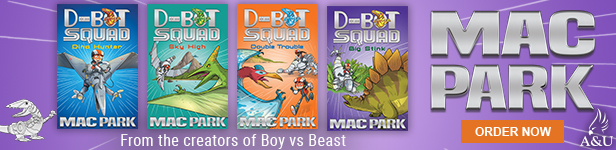 D-Bot Squad series by Mac Park