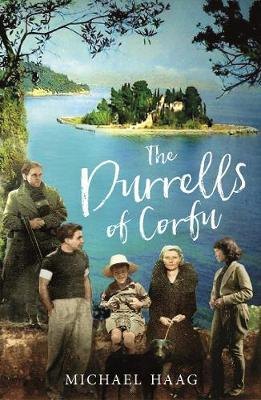 The Durrells of Corfuby  Michael Haag