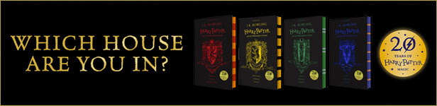 Harry Potter 20th Anniversary House Editions (Hardback)