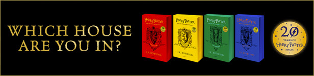 Harry Potter 20th Anniversary House Editions (Paperback)