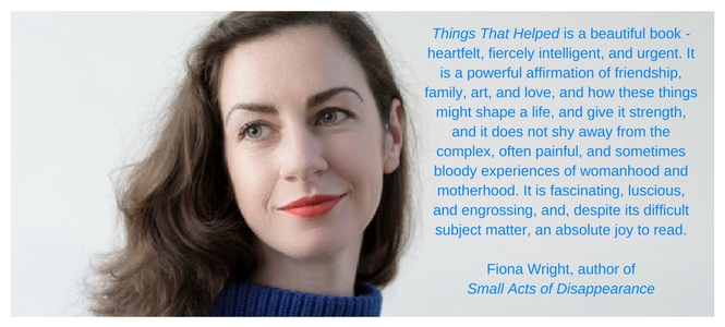 Things That Helped by Jessica Friedmann