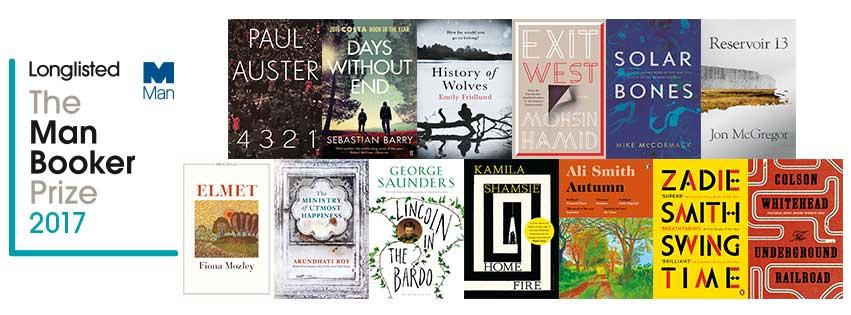 The 2017 Man Booker Prize longlist