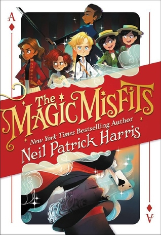 The Magic Misfitsby Neil Patrick Harris