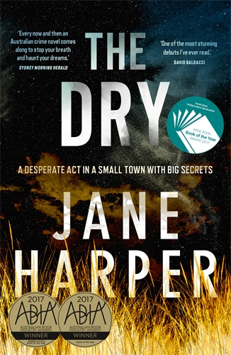 The Dryby Jane Harper