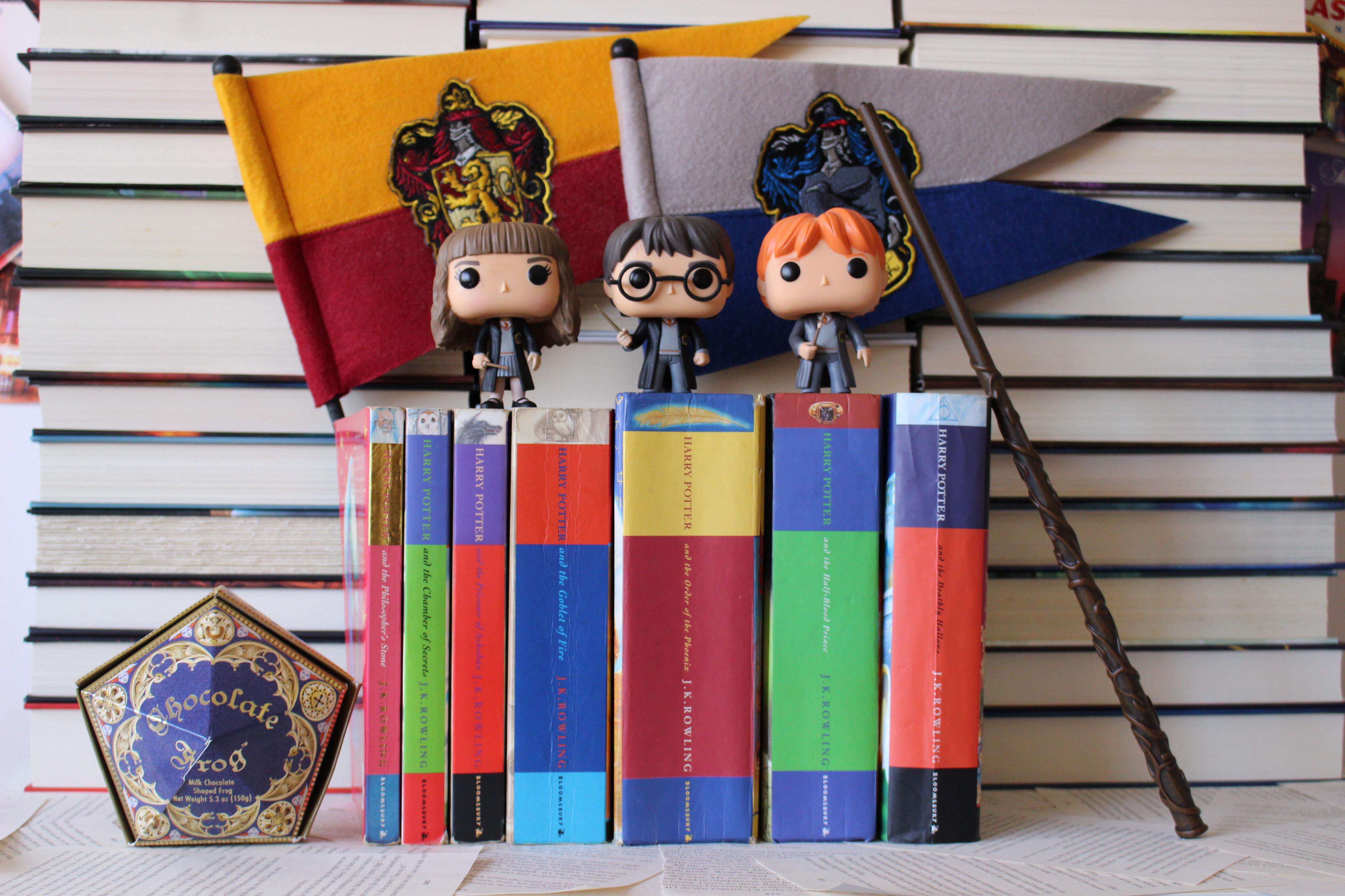 Tanaya's original Harry Potter series