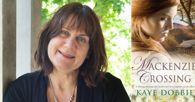 Mackenzie Crossing by Kaye Dobbie