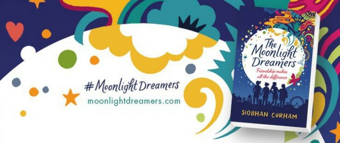 The Moonlight Dreamers series by Siobhan Curham
