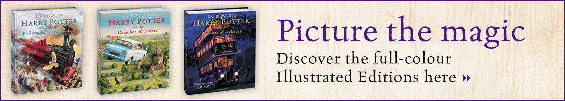 Harry Potter Illustrated Edition Series