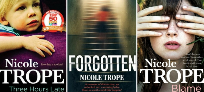 Browse Nicole Trope's books