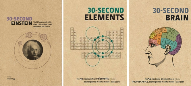 Got 30 seconds? Discover the 30-Second series