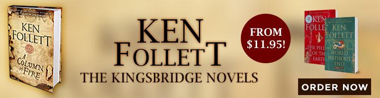 The Kingsbridge Novels by Ken Follett