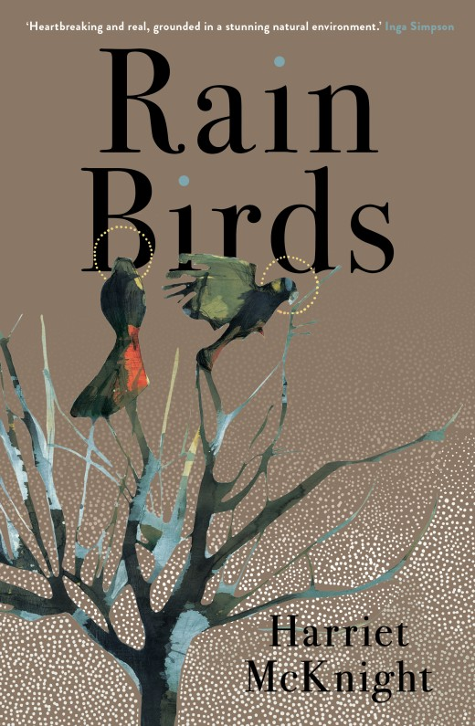 Rain Birdsby Harriet McKnight