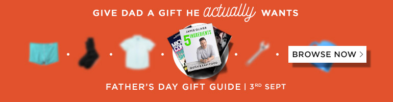 Browse the Father's Day Gift Guide