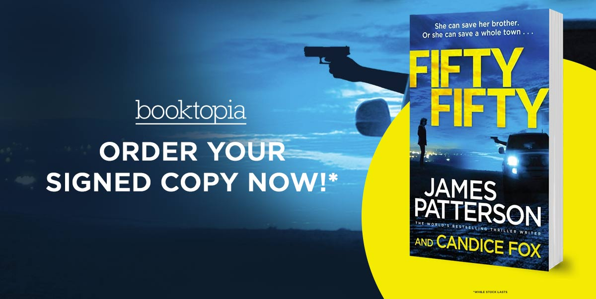 Fifty Fifty by Candice Fox and James Patterson