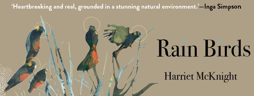 Rain Birds by Harriet McKnight