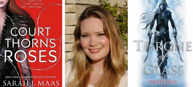 Discover Sarah J. Maas' books