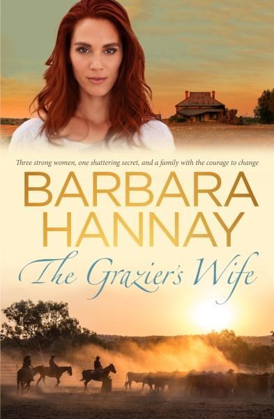 The Grazier's Wifeby Barbara Hannay