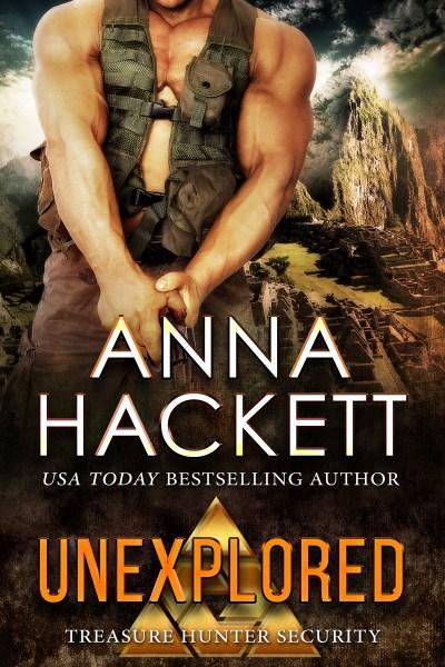 Unexplored by Anna Hackett