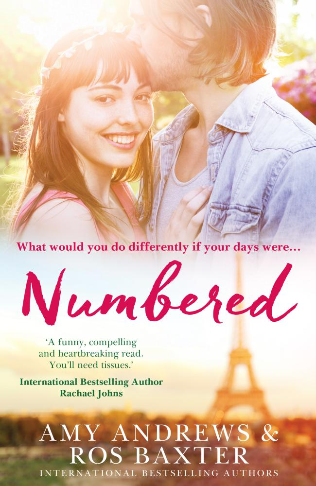 Numbered by Amy Andrews and Ros Baxter.