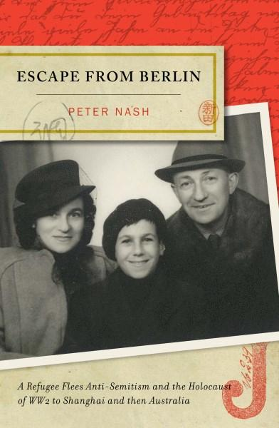 Escape from Berlinby Peter Nash