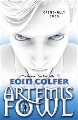 Artemis Fowlby Eoin Colfer