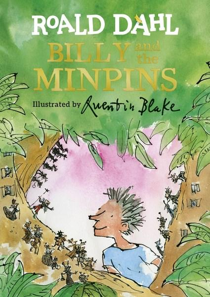 Billy and the Minpinsby Roald Dahl