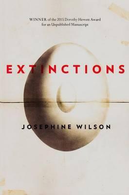 Extinctions by Josephine Wilson