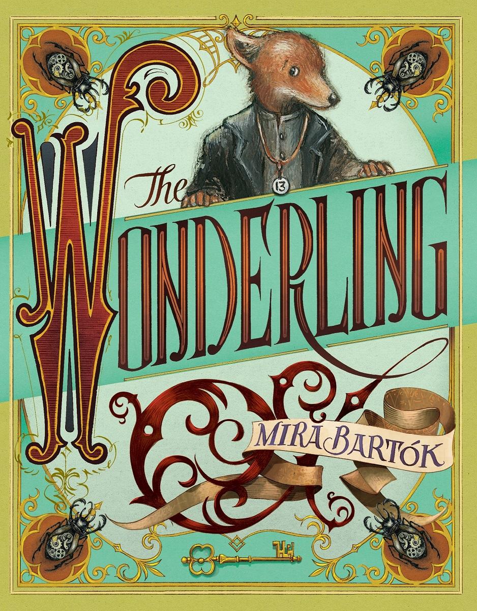 The Wonderlingby Mira Bartok
