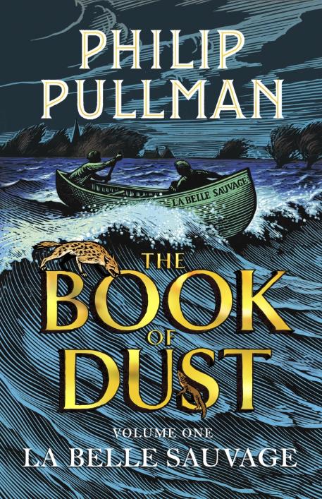 La Belle Sauvageby Philip Pullman