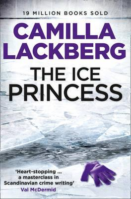 The Ice Princess by Camilla Lackberg.