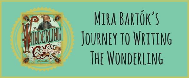 The Wonderling by Mira Bartok.
